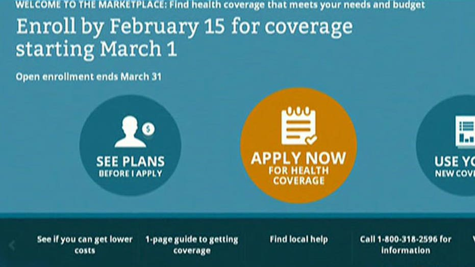 Report: 22,000 ObamaCare enrollees stuck in limbo