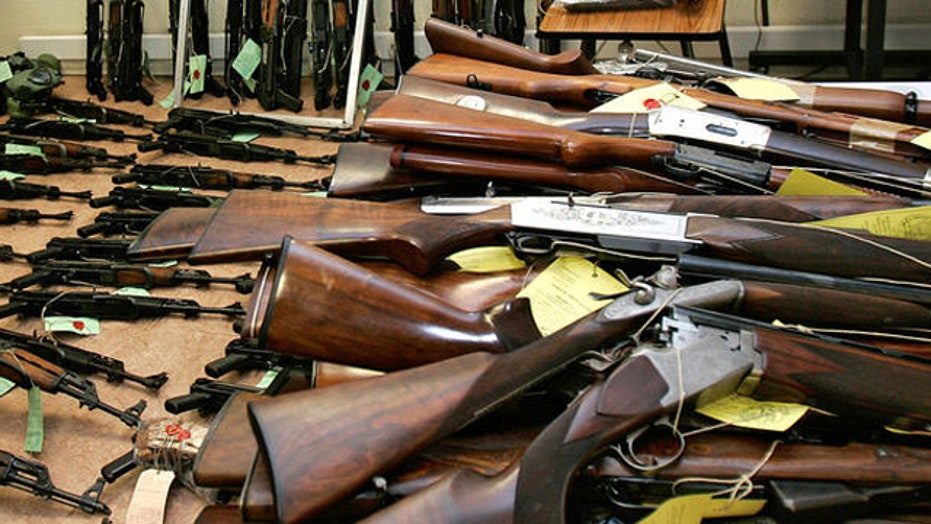 What should be done to control gun violence?
