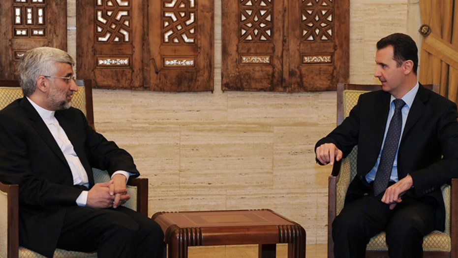Iran: Israel will 'regret' airstrike on Syria