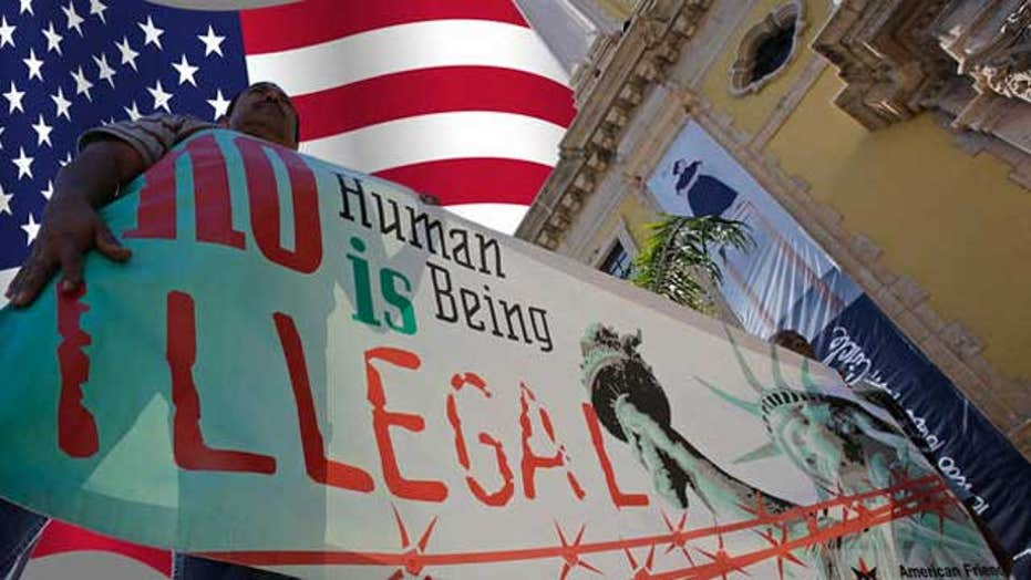 The Hill Report: Immigration reform