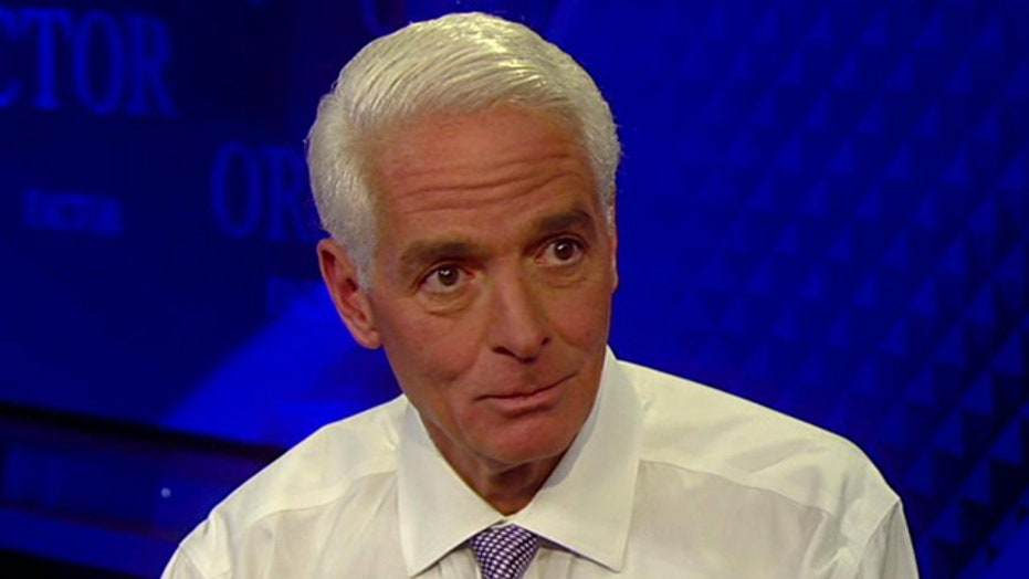 Charlie Crist enters the 'No Spin Zone'