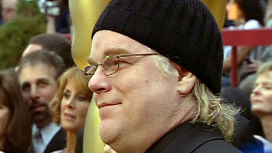 70 bags of heroin found in Philip Seymour Hoffman's home
