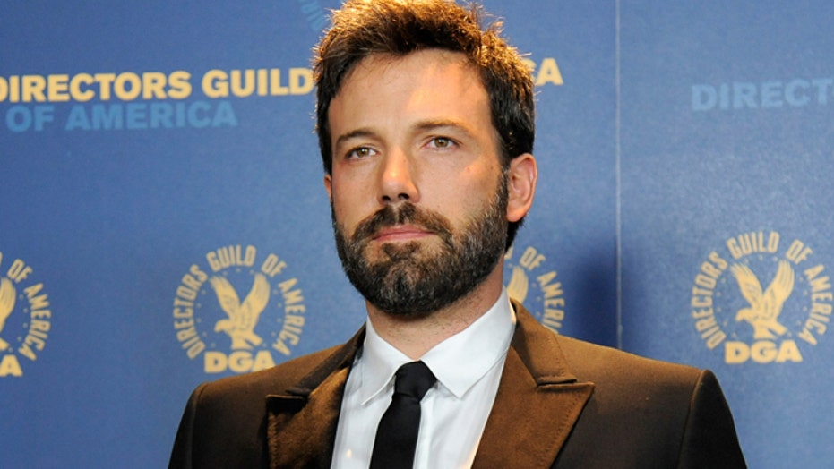 Affleck sweep an Oscar black eye