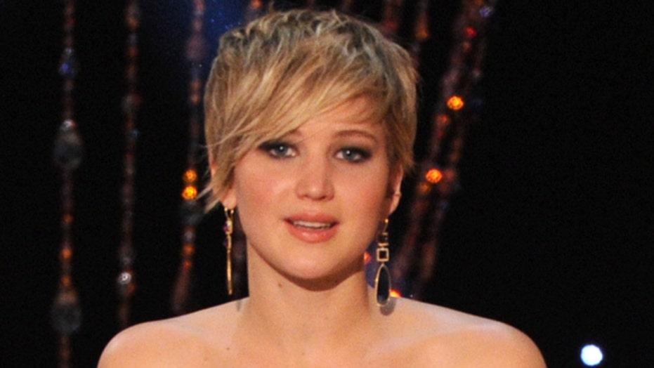 Jennifer Lawrence leaving the spotlight?
