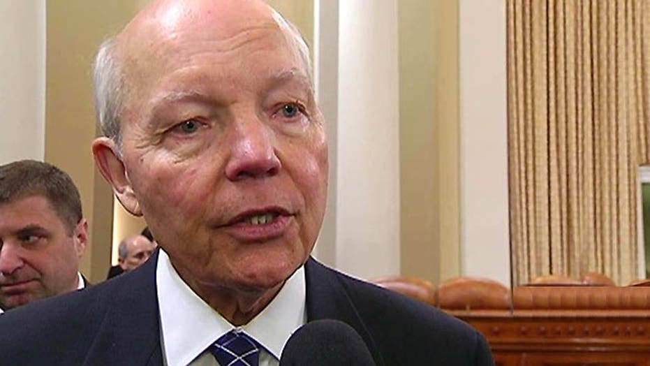 Newly minted IRS commissioner grilled on Capitol Hill