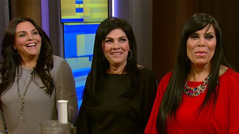'Mob Wives' stars share family favorites