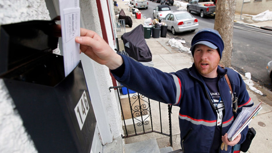 US Postal Service to cut Saturday service