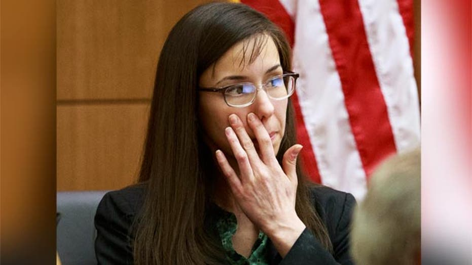 Jodi Arias suggests she was real victim in relationship