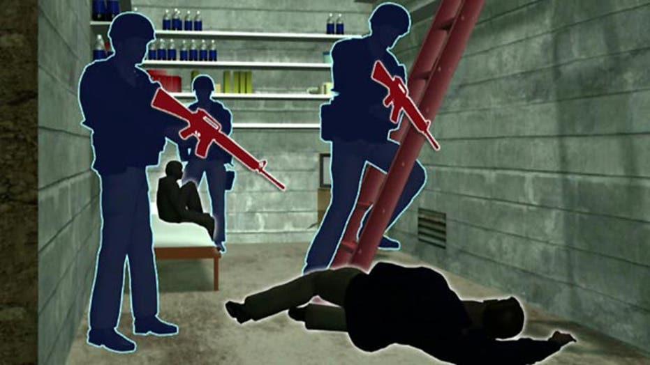 FBI reveals details about end of hostage standoff