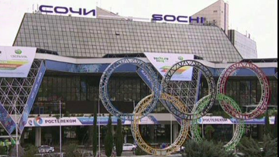 Is Sochi ready for the Olympics?