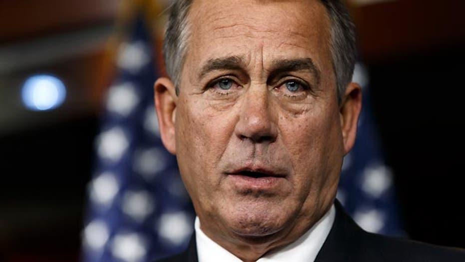 Speaker of the House pulls the plug on immigration reform?