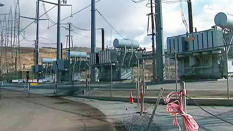 Sniper attack at power substation raises terror concerns