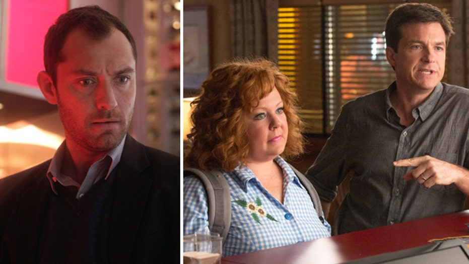 'Identity Thief' and 'Side Effects' offer laughs, intrigue