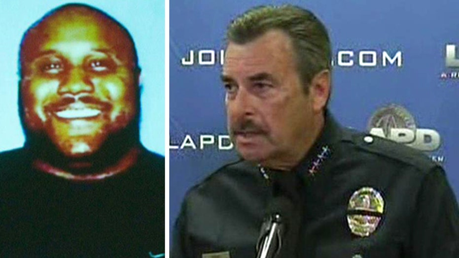 LAPD chief: Dorner knows what he's doing. 'We trained him'