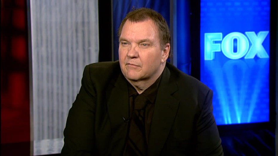 Meat Loaf on grind of touring, pressure to play hits