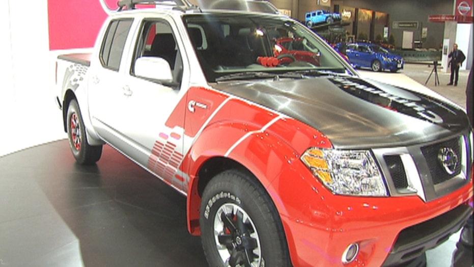 Nissan Explores a Diesel Frontier