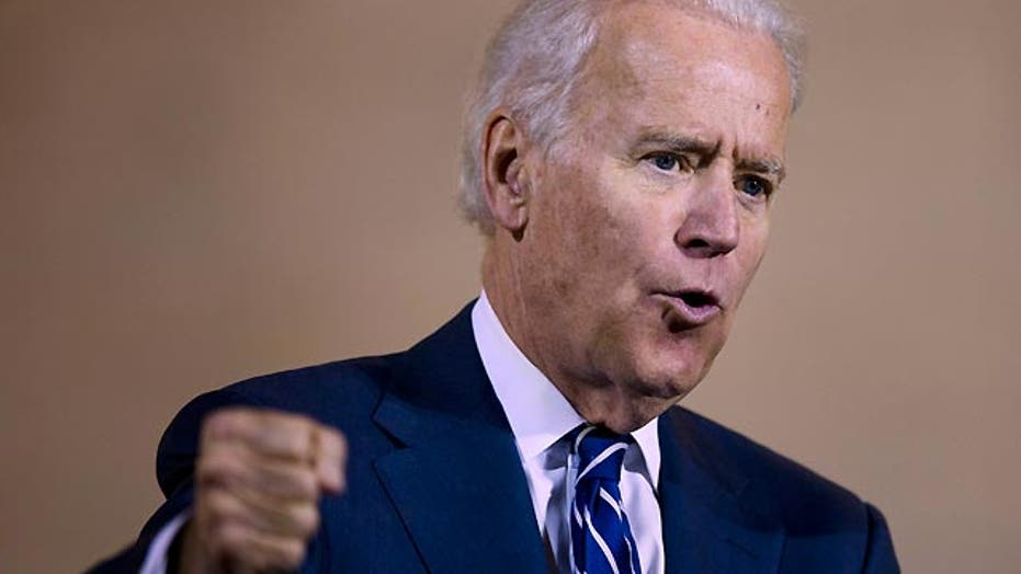 Grapevine: Biden's choice words for LaGuardia Airport