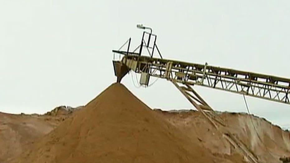 Winter storms deplete salt supplies in Midwest, Northeast