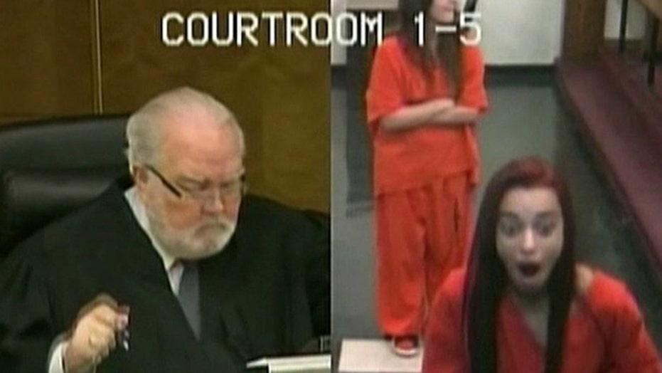 Disrespectful teen versus judge, the rematch