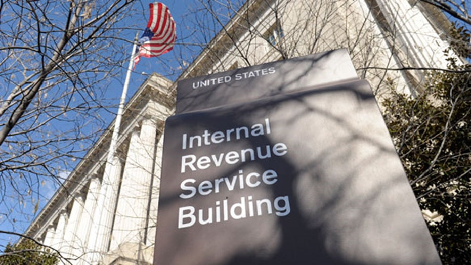 Conservatives targeted by IRS blast handling of scandal