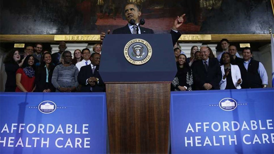 ObamaCare: Disincentive to work or freedom from job lock?