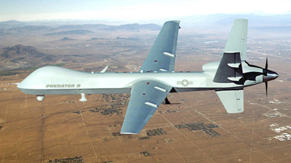 Will the left shut down Obama's drone strike policy?