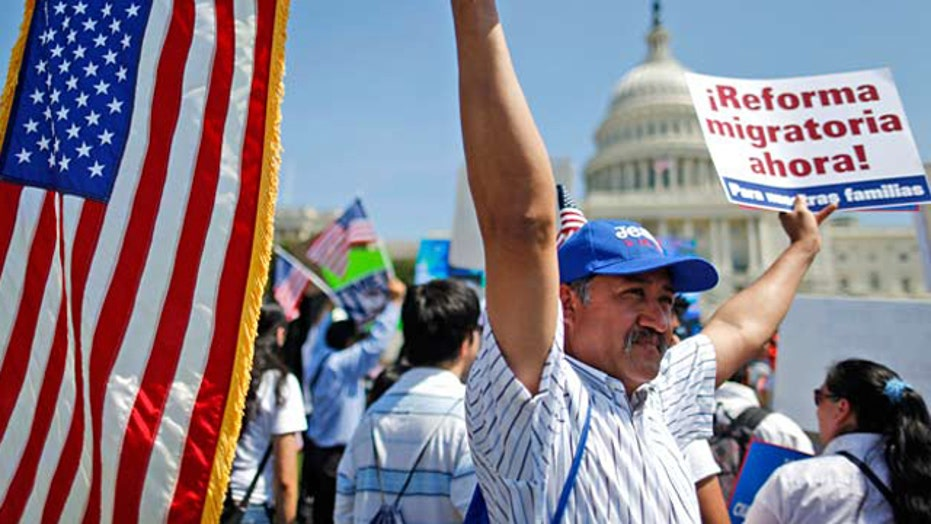 Is amnesty a viable option to achieve immigration reform?