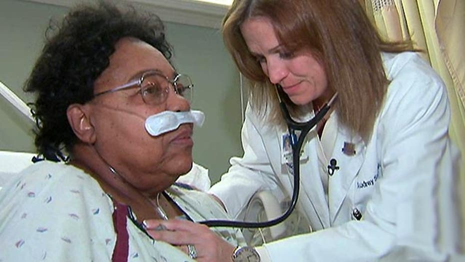 Paucity of providers under ObamaCare for seniors, the poor