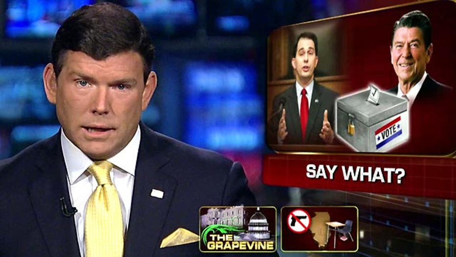 Grapevine: Media pounce on Scott Walker 'lie'
