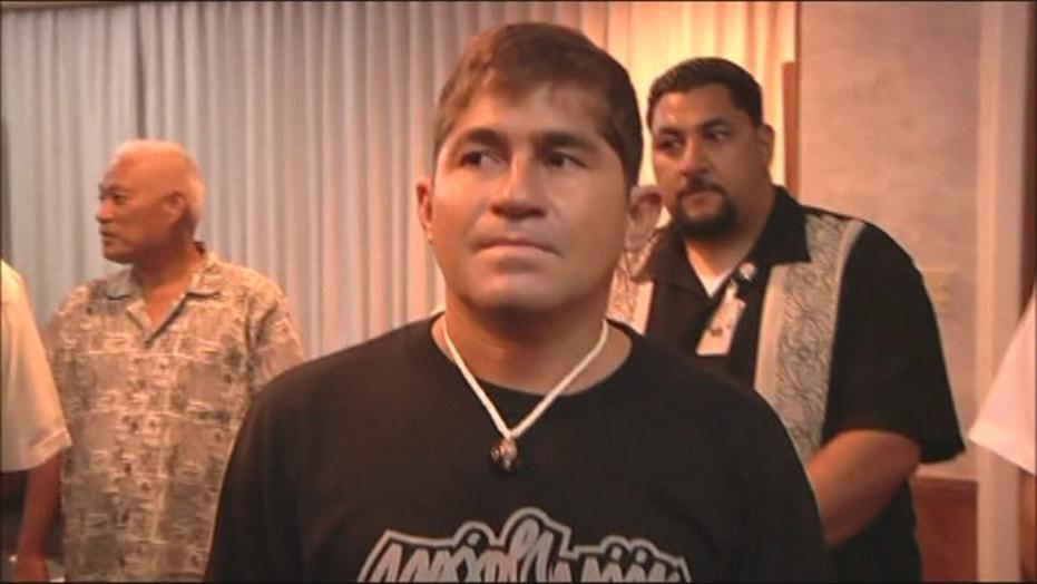 Salvadoran Sea Survivor Begins His Journey Home