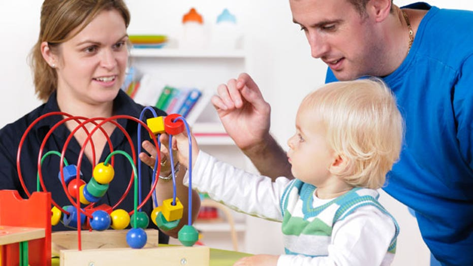 Tracking your child's development