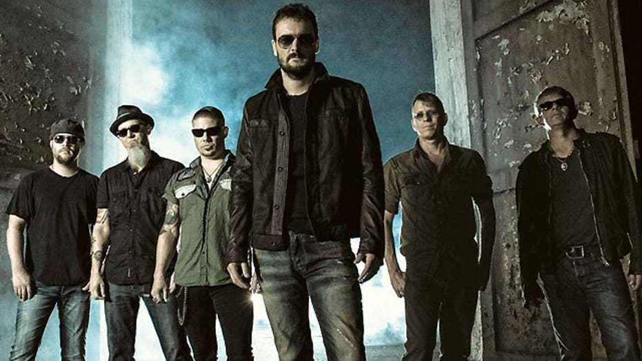 Eric Church rocks a new collection