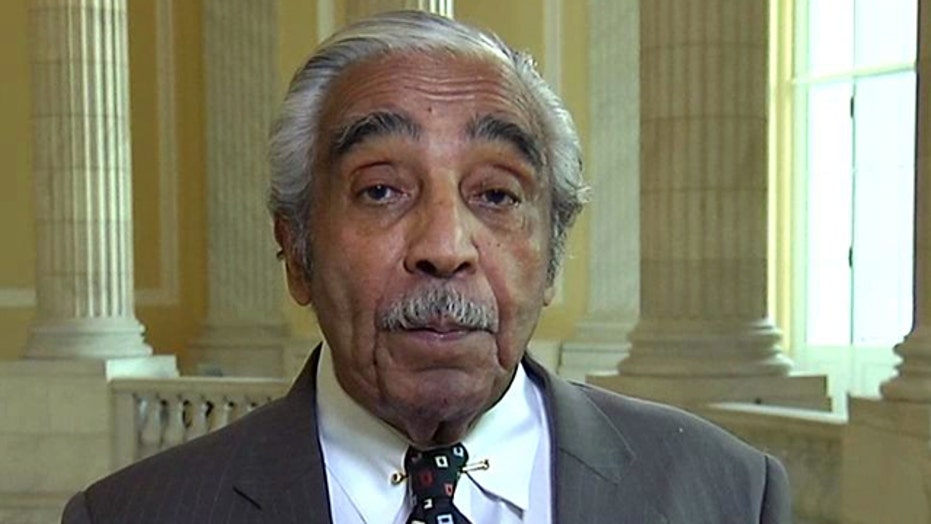 Rep. Charlie Rangel discusses the latest ObamaCare delay