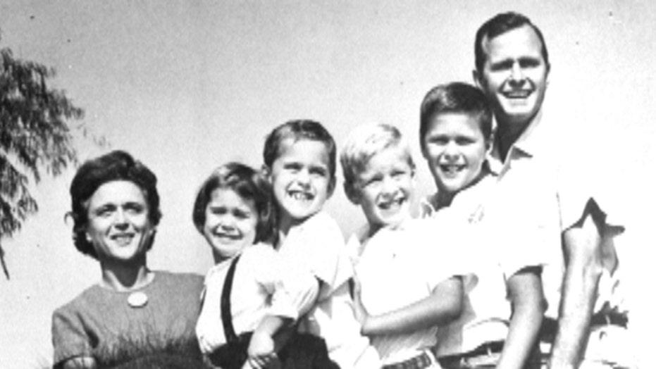 A Bush Family Album: 'Fantastic father'