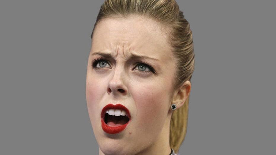 4Four4: Weirdest Winter Olympics ever?