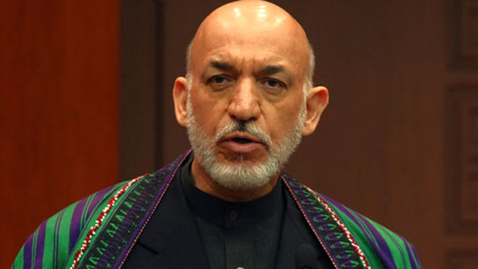 Karzai to release dangerous detainees from Afghan prison