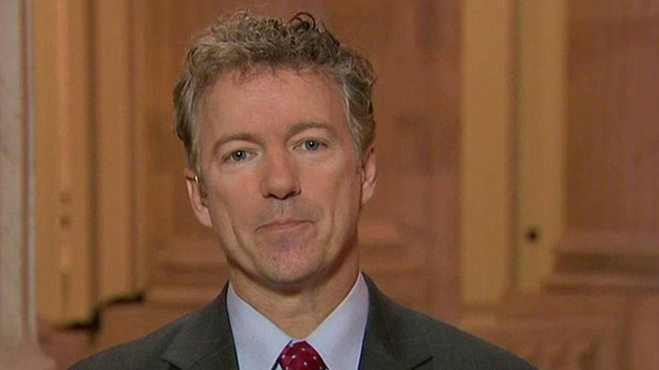 Exclusive: Rand Paul says NSA spying has gone 'overboard'