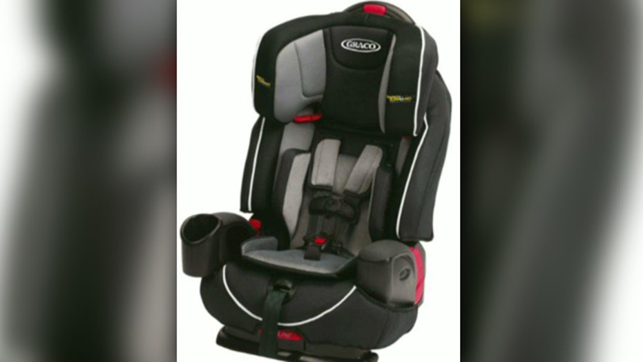 Graco Buckle Recall >> Graco Announces Recall Of 3 8 Million Child Car Seats Fox News