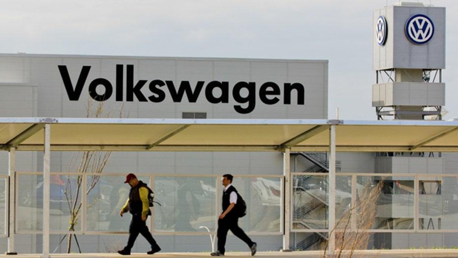 Tennessee Volkswagen plant becomes union battleground
