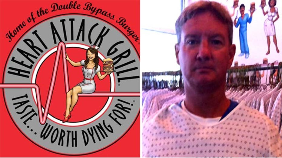 New liability concerns for Heart Attack Grill?