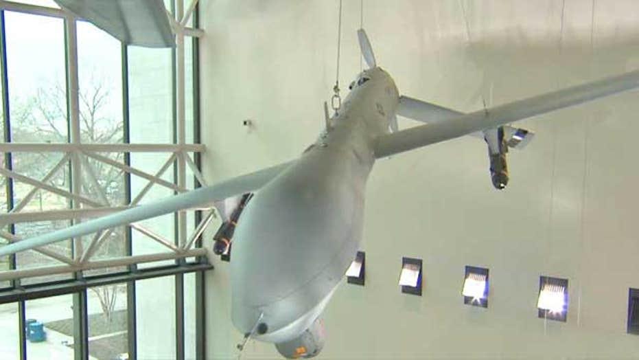 The science of drone warfare