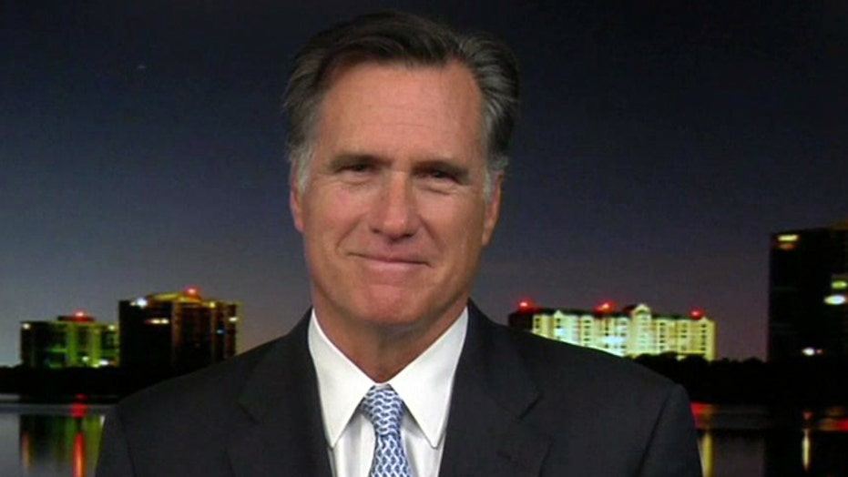 Mitt Romney: ObamaCare implementation an 'unmitigated mess'