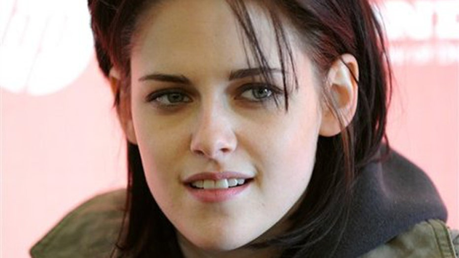 Kristen Stewart pens and publically shares love poem