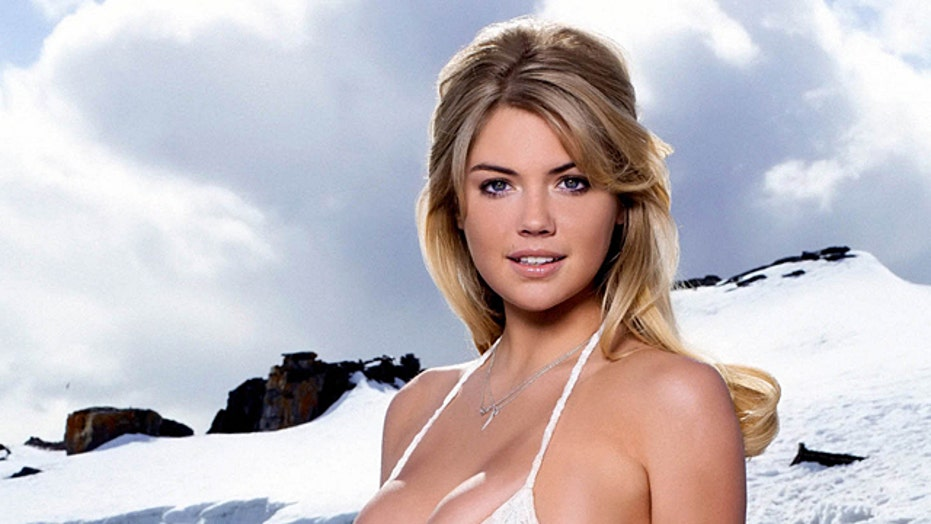 Kate Upton is your back-to-back Swimsuit cover girl