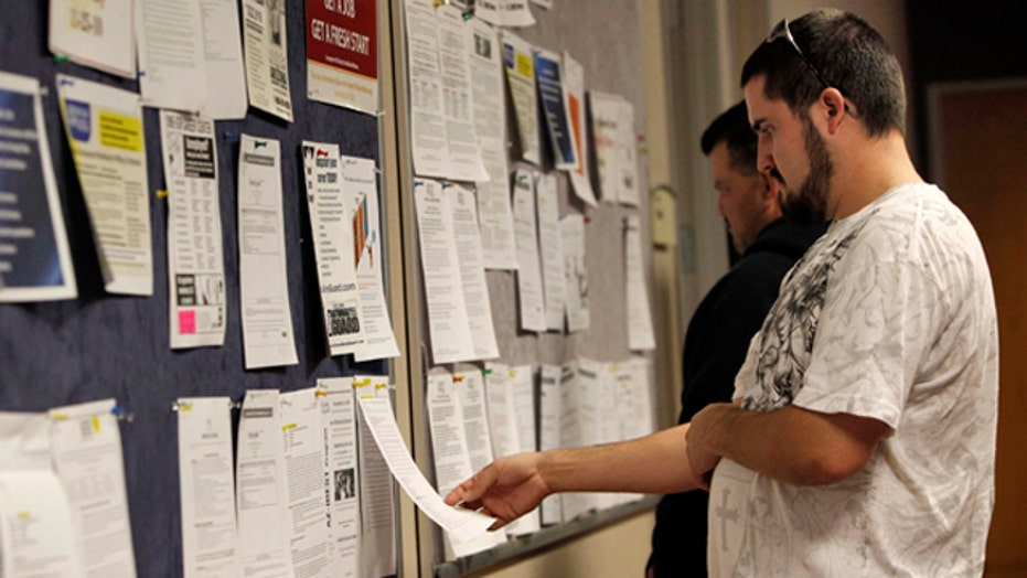New concerns over government programs, high jobless rate