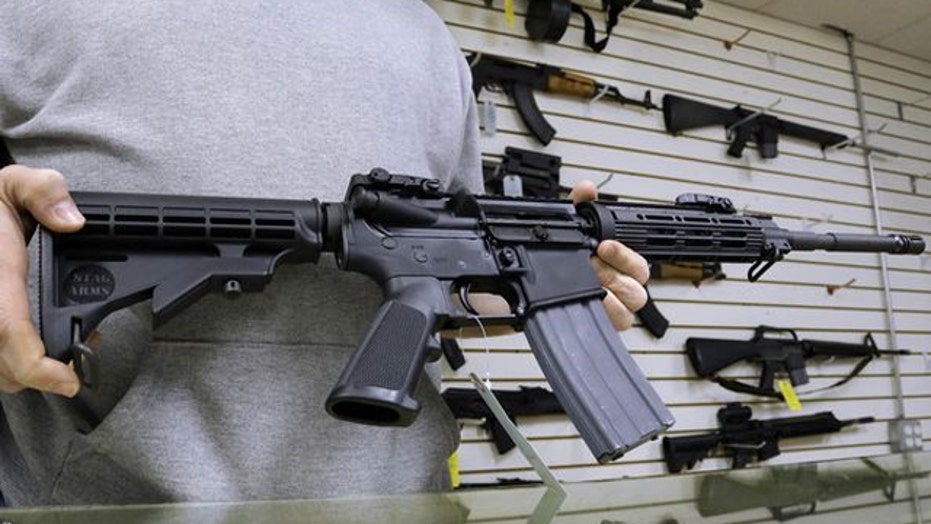 Cosmetic tweaks to AR-15 thwart New York's 'ban' on assault