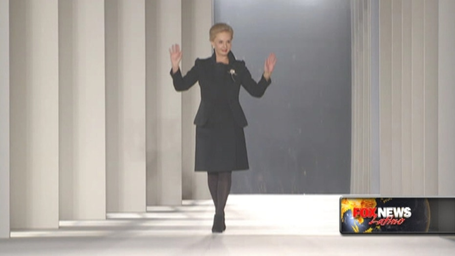 Carolina Herrera: 'Sophistication And Elegance Never Go Out Of Style'