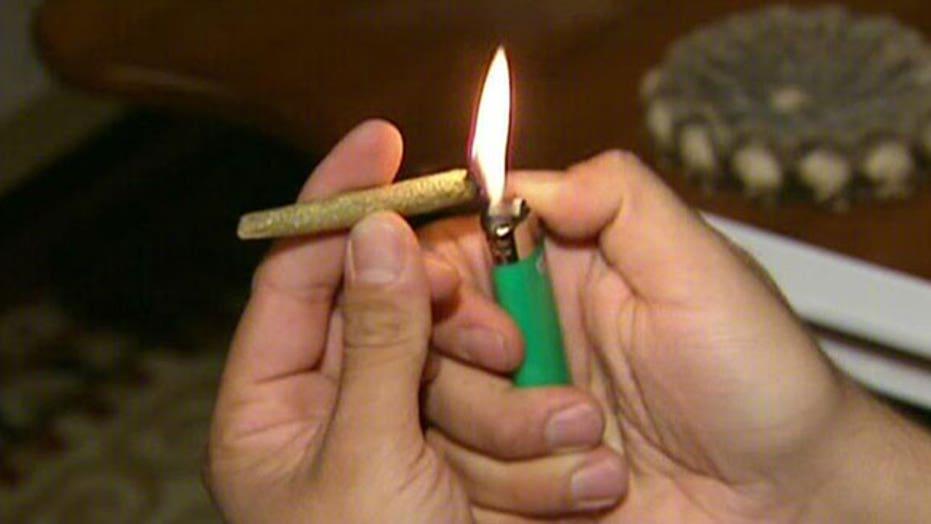 Former drug dealer warns of marijuana dangers