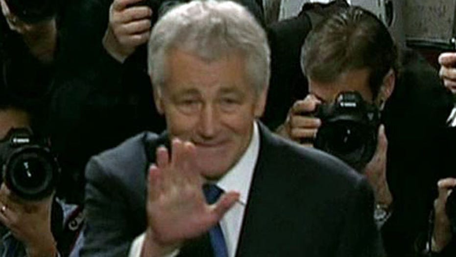 GOP blocks Hagel nomination for defense secretary