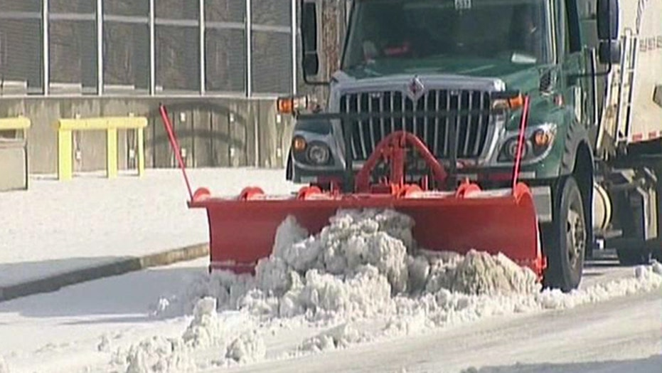 More snow on the way for Northeast